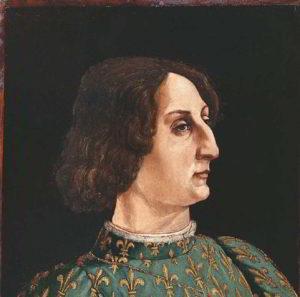 Galeazzo Maria Sforza, duca di Milano: breve biografia
