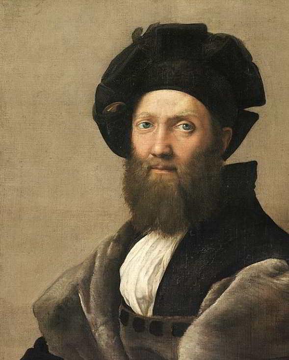 Il conte Baldassare Castiglione: breve biografia