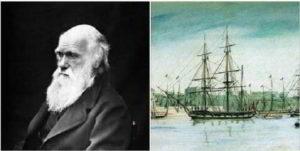 Charles Darwin e la teoria dell'evoluzione delle specie