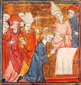 Incoronazione a imperatore di carlo magno a roma