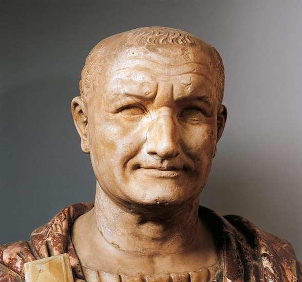 L'imperatore vespasiono biografia breve