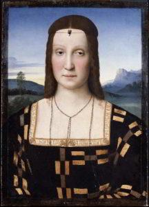 Elisabetta Gonzaga: breve biografia della duchessa triste