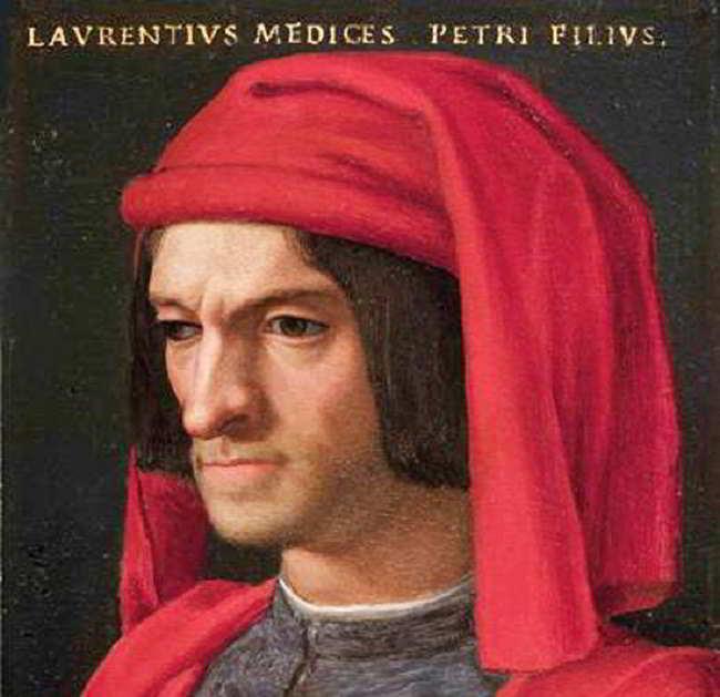 Lorenzo de Medici detto il Magnifico: breve biografia del mecenate di Firenze