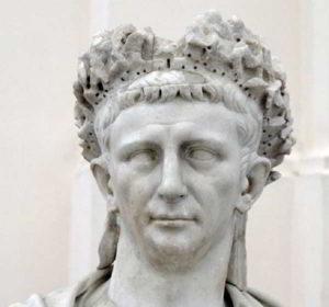 claudio imperatore biografia essenziale