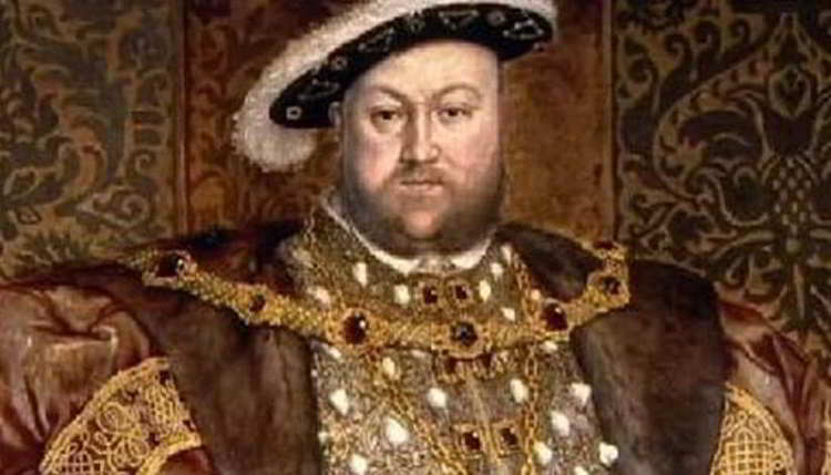 Enrico VIII Re d'Inghilterra: breve biografia