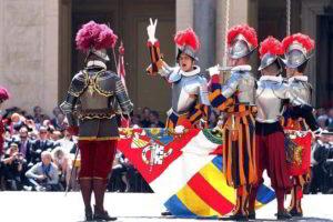 Le guardie svizzere, il corpo militare del Papa: breve storia
