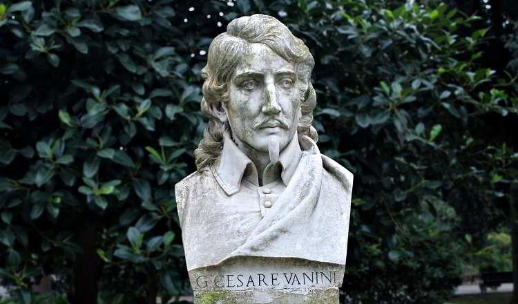 Giulio Cesare Vanini: breve biografia di un filosofo scomodo