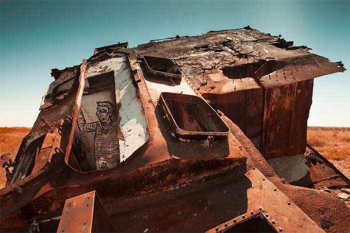 Il lago d'Aral: il disastro ambientale già avvenuto