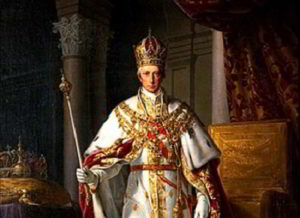 L'imperatore Francesco II, al secolo Francesco Carlo d'Asburgo Lorena: breve biografia