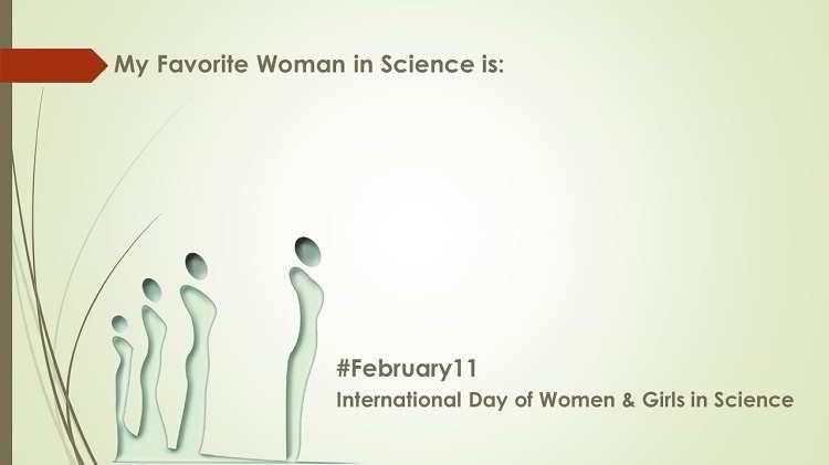 Giornata internazionale della donna nella scienza
