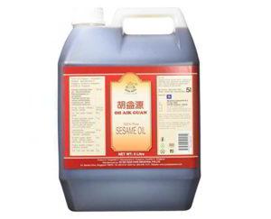 Olio di sesamo tostato ritirato dal commercio per idrocarburi aromatici sopra i limiti