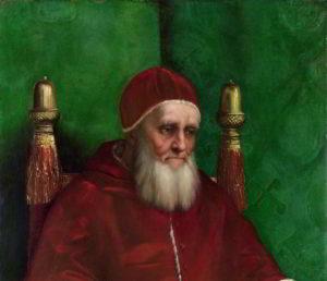 Giulio II, al secolo Giuliano della Rovere: breve biografia del Papa terribile
