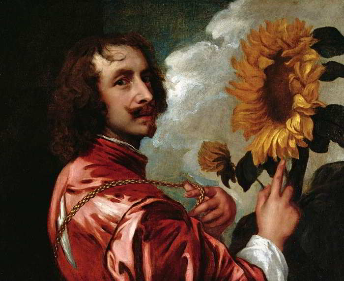 Antoon Van Dych: le opere del suo viaggio in Italia