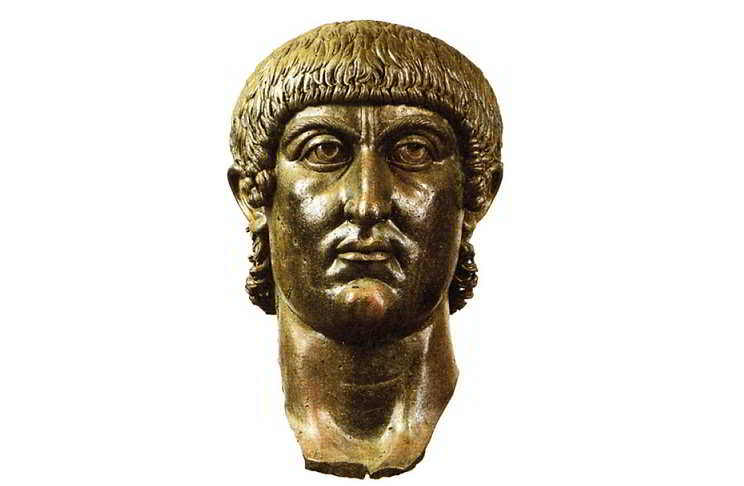 """L'imperatore Costantino e l'appellativo di """"Magno"""""""