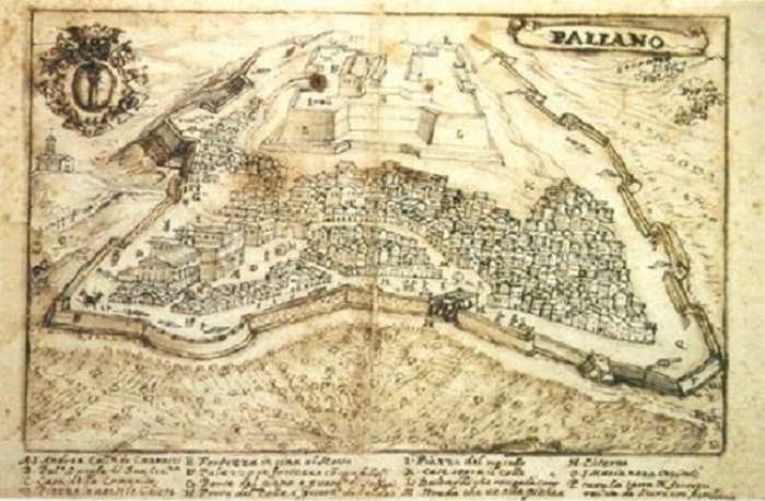 Violante Cardona D'alife, Duchessa di Paliano: breve biografia