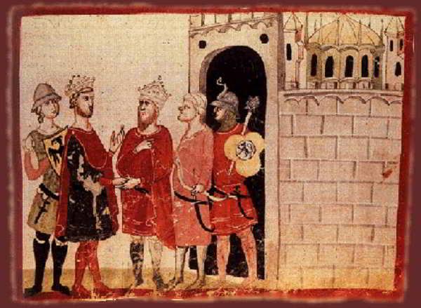 Federico II e la storia della sesta crociata