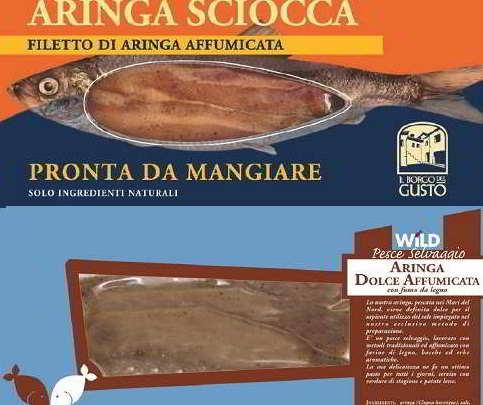 Carrefour e NaturaSi: iletti di aringa affumicata ritirati dal commercio per listeria