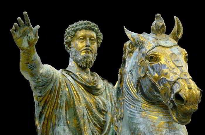 Marco Aurelio imperatore romano filosofo