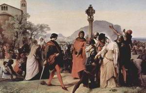 vespri siciliani breve storia secessione della sicilia dagli angioini