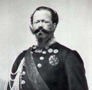 Vittorio Emanuele II primo Re d'Italia