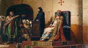 """Papa Formoso, protagonista suo malgrado del macabro """"Concilio cadaverico"""""""