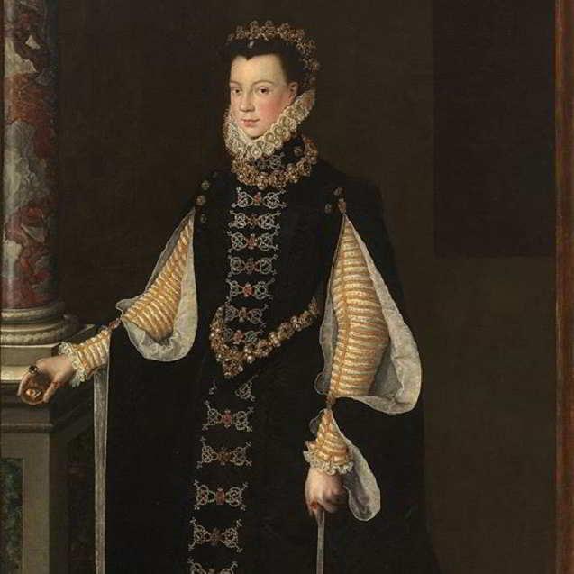 Elisabetta di Valois Regina di Spagna: breve biografia