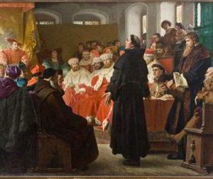 Martin Lutero Dieta di Worms