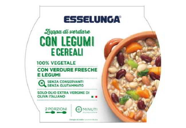 Esselunga, zuppa di verdure ritirata dal commercio: sospetta presenza di botulino