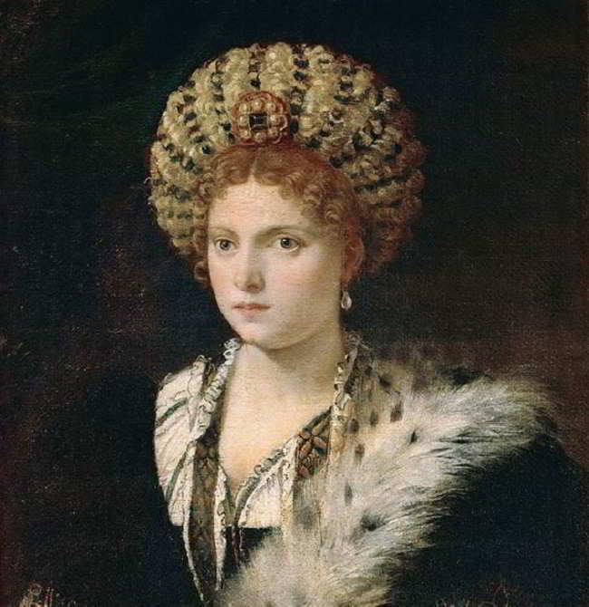 isabella d'este marchesa di mantova breve biografia