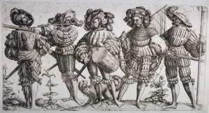 Il sacco di Roma dei Lanzichenecchi: il più terribile saccheggio subito dalla città eterna