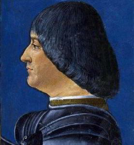 Ludovico il Moro - breve biografia duca milano
