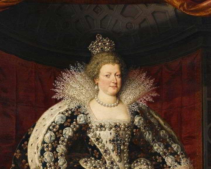 maria de medici regina di frncia breve biografia
