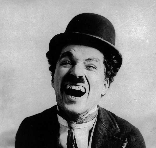 sorridi: la poesia di Charlie Chaplin