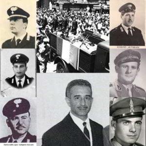 30 giugno del 1963, commemorazione della strage di Ciaculli per mano della mafia: vicinanza a tutte Forze dell'Ordine