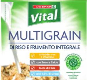 Cereali Despar ritirati dal commercio: in confezione c'è un prodotto diverso