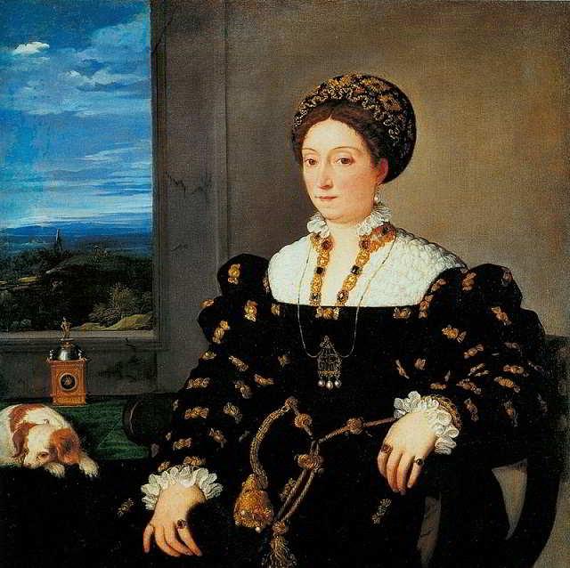 "Eleonora Gonzaga, Duchessa di Urbino"": breve biografia"