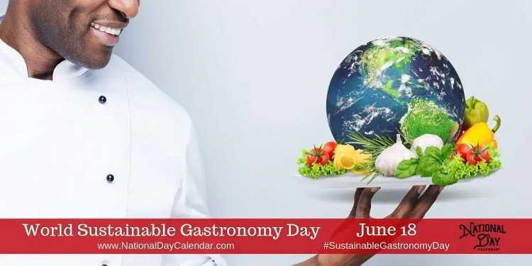 Giornata della Gastronomia Sostenibile 2020