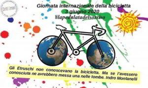 3 giugno 2020 - giornata mondiale della bicicletta