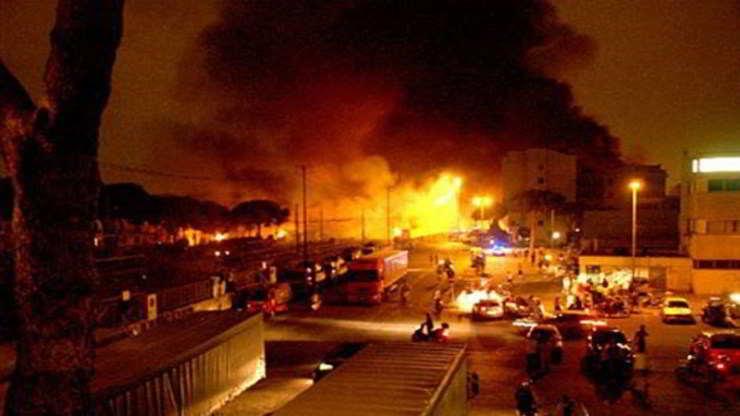 29 giugno: commemorazione vittime incidente ferroviario di Viareggio