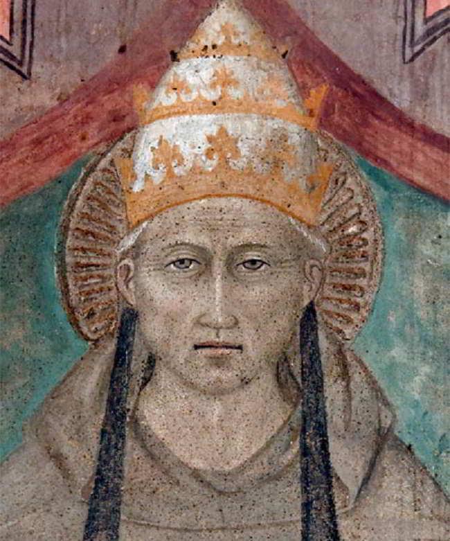 Celestino V breve biografia del papa del gran rifiuto