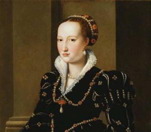 Isabella de' Medici breve biografia