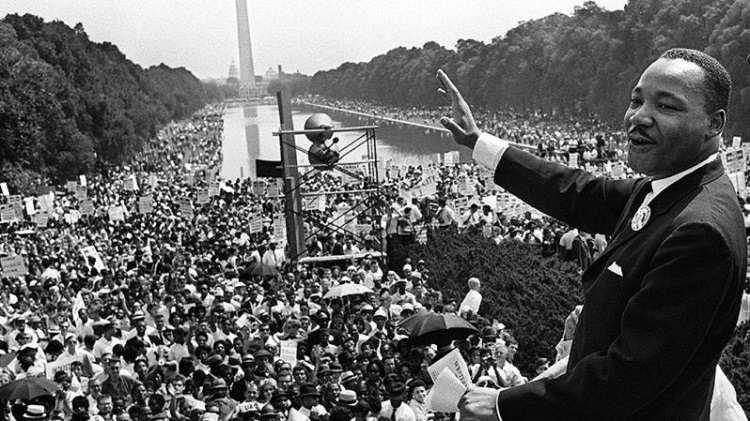 anniversario discorso I have a dream