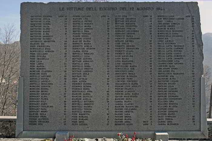 Anniversario eccidio Sant'Anna di Stazzema 2020: commemorazione delle vittime