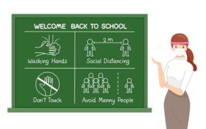 misure anti covid scuola