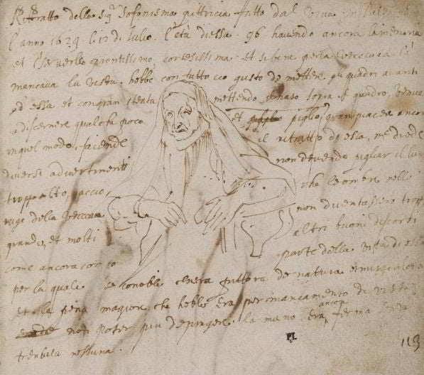 Antoon Van Dyck e la Signora Sofonisba Anguissola: storia di un incontro