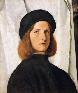 Lo sconosciuto di Lorenzo Lotto: forse Broccardo Malchiostro