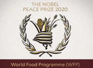 nobel a WFP