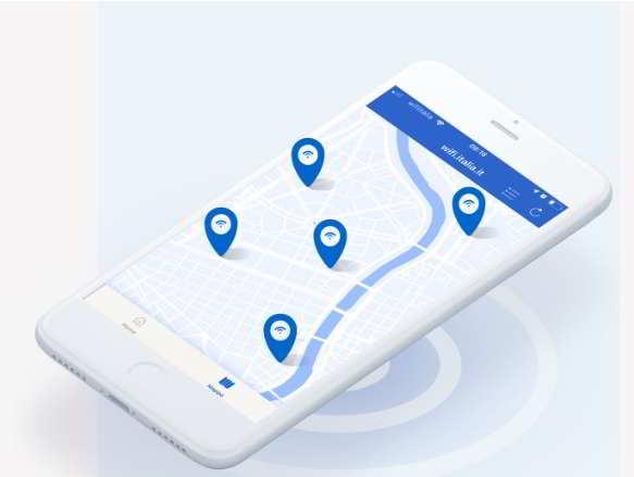 Wifi Italia: l'app che fornisce la connessione Internet gratis