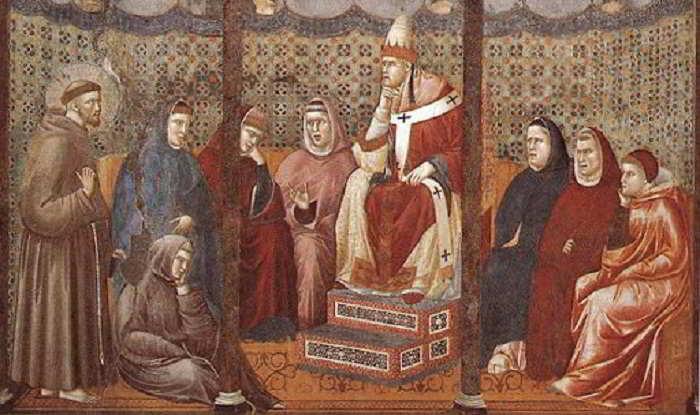 chiesa nel medioevo