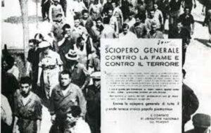cinque marzo 1943 - diritto allo sciopero